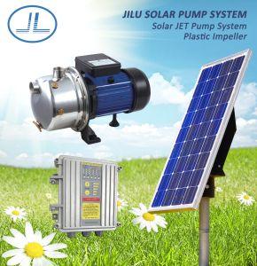 1HP 750W BLDC Solarstrahlen-Oberflächenwasser-Pumpe, selbstansaugende Pumpe, Kapitel-Pumpe
