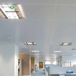 Panel del techo de aluminio precios baratos para los materiales de construcción