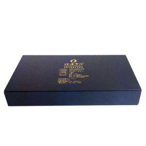 Производитель Пользовательский магнитный закрытие картона ручной работы подарочная упаковка для косметических Ювелирные изделия