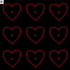 заводская цена любви Double Effect комбайна красный лучшие линзы лазера CD
