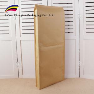 La Junta Eight-Sides de alta calidad de la bolsa de papel Kraft