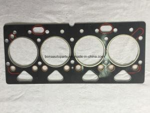パーキンズ1104Dの黒いステンレス鋼のシリンダーヘッドのガスケット3681e074 PU5LC1104D