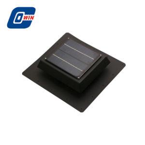 schwarzer Solarluft-Mattentlüfter des niedrigen Watt-5W für Hauptgebrauch