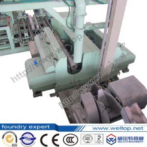Macchina di pezzo fuso centrifugo per il manicotto del cilindro