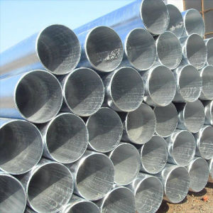熱い浸されたBS1387標準電流を通された鋼管