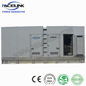 1100 Ква Настраиваемый дизельных генераторах на базе Perkins Super Silent
