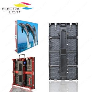 イベント、段階、ショー(P3.91/P4.81/P5.68/P6.25)のための費用有効屋内LED表示/適用範囲が広いLEDのビデオ壁