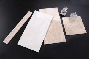 Tegels van de Muur van het Bouwmateriaal 300*600 5D Inkjet de Ceramische voor Keuken en Badkamers Foshan