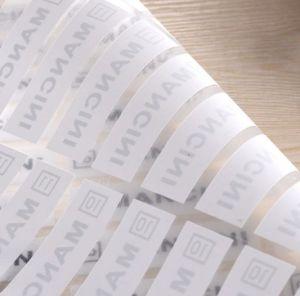직물을%s 열전달 스티커 레이블을 인쇄하는 주문 플라스티졸