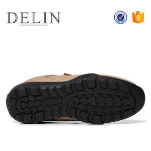El Diseñador de plano de la marca de zapatos casual para hombres