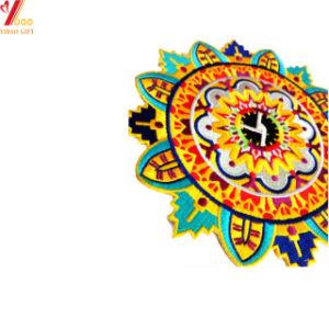 Die gestickte Qualitäts-Form ändert Stickerei-Abzeichen-Förderung-Geschenk (YB-HD-121)