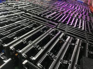 高い定義屋外のフルカラーP10 LED表示パネル