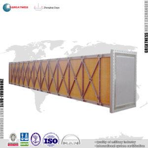 탄미익 관은 알루미늄 열교환기, 공기 냉각기, 바람쐰다 지느러미가 있는 냉각기, 냉각 공기 열교환기를 내밀었다