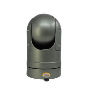 384*288 пикселей Smart портативных HD IP ИК камера PTZ для автомобиля
