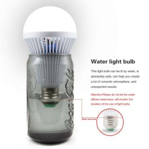 Il buon prezzo 5W 7W 9W 12W raffredda la lampadina ricaricabile Emergency bianca del LED