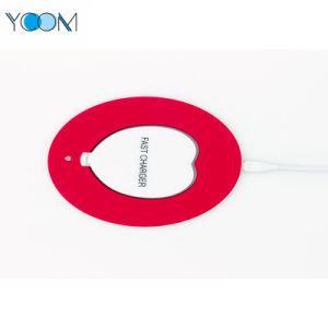 Новый дизайн Ycom беспроводной зарядки пост автомобильное зарядное устройство для Samsung