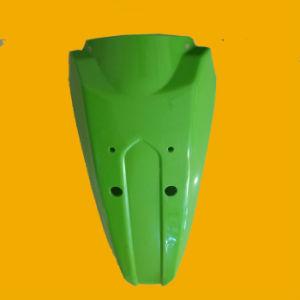 Motorrad-Plastikteile, Endstück-Deckel-Grün Kawasaki-Klx250 hinteres (Farbe)