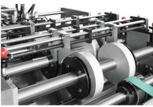 O OEM/Fábrica ODM Cola quente saco de papel automático de vedação fazendo a máquina com a alimentação da placa inferior