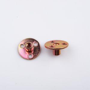 Brad Hole M10 M11와 가진 아연 Plated Steel Nut