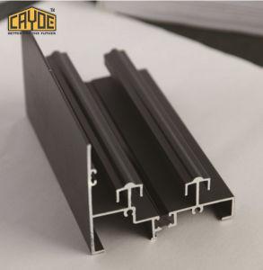 Alluminio bianco rosso grigio di uso della finestra del rivestimento della polvere nera