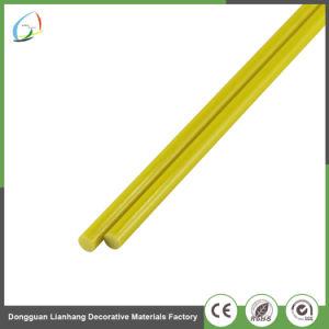 高品質のプラスチック棒の固体ガラス繊維棒