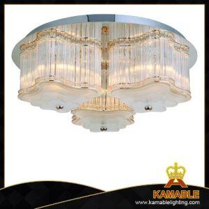 Ferro de vidro de boa qualidade Hotel Ceing Lâmpada (KAMX9120-3)
