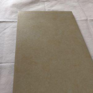 De gele Porselein Verglaasde Tegels 600*300 van de Vloer