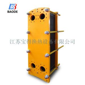 ビール冷却のガスケットの版の熱交換器M3