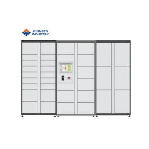 Schule-Gymnastik-Büro-Gebrauch-Metallstahlgepäck-Speicher-Schließfach mit Fernsteuerungsfunktion