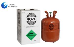 25lb de Cilinder R407c van Disposibal voor KoelSysteem