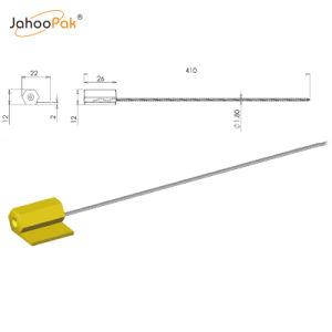 調節可能で最もよい柵のための価格によってカスタマイズされるケーブルのシール