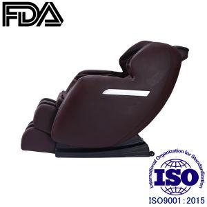 La espalda y cuello, sillón de masaje con calor, amasar, Rolling, Vibración
