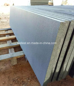 中国の黒い玄武岩の床タイルおよび壁のタイル、青石のタイル