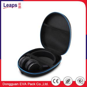 Geschenk fachkundiger schwarzer harter Ablagekasten-Werkzeugkoffer für Kopfhörer