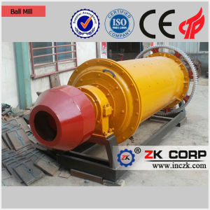Good Quality Horizontal Ball Mill Machine for Gold Plant