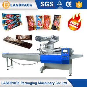 El precio bajo la cookie de alta velocidad de la tarjeta de /// torta de pan de la máquina de embalaje en la fábrica de Foshan