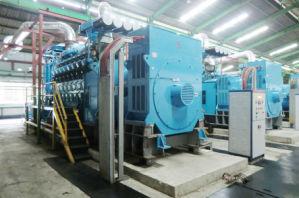 Internes Combustion Diesel Engine Generator 2MW Parallel 500 MW Power Plant
