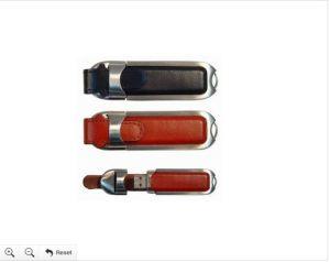 革USBフラッシュ装置棒