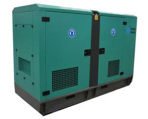 Двигатель Cummins звуконепроницаемых генератор 150 ква