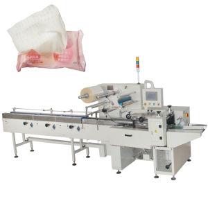 Bolsa de preformado papel sanitario el llenado de la máquina de sellado