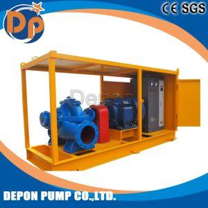 Sistema de bomba de agua de riego con el Gabinete, bomba de vacío, la lluvia, la prueba de la tapa