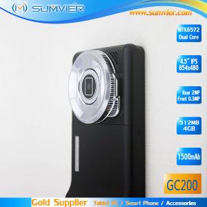 S4 Auto-Focusing Traseiro Zoom Smartphone Camrea Telescópico