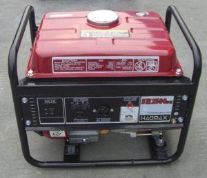 가솔린 발전기 Sh2500dx