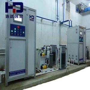 6 кг/ч 8000ppm Activable Cl раствор гипохлорита натрия генератор для дезинфекции воды