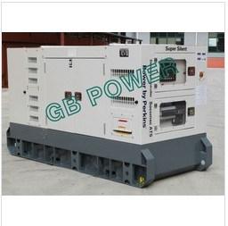 super leiser Dieselgenerator 30kVA