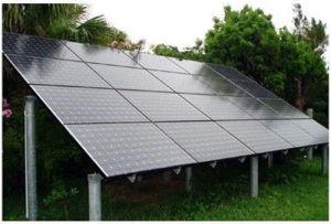 La conception du système du générateur solaire et l'installation (HX-800SGS-24S)