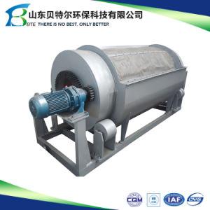 Tratamento de Águas Residuais Tela Fina microfiltração, Filtro de tambor
