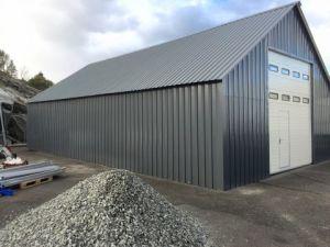 Entrep t de structure m tallique garage pr fabriqu ss 284 entrep t de structure m tallique - Garage prefabrique metallique ...