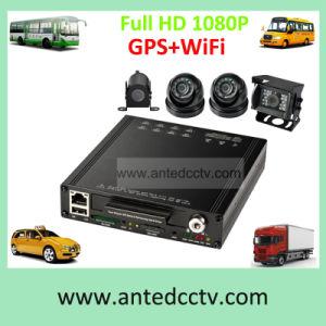 Мониторинг шины Full HD 1080P DVR рекордер и камеры для грузовиков, автобусов и автомобилей, такси, автомобиль видеонаблюдения