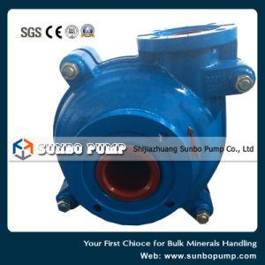 Fatto in Cina che estrae la pompa centrifuga dei residui della ghiaia